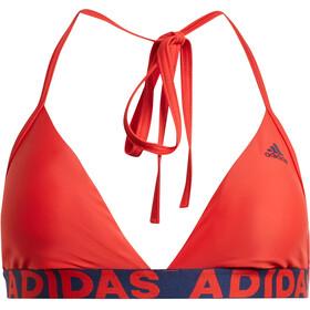 adidas Bikini al Cuello Mujer, team colleg red/nayv blue